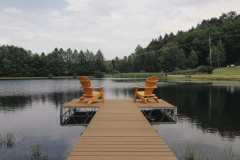 Dock with Chairs